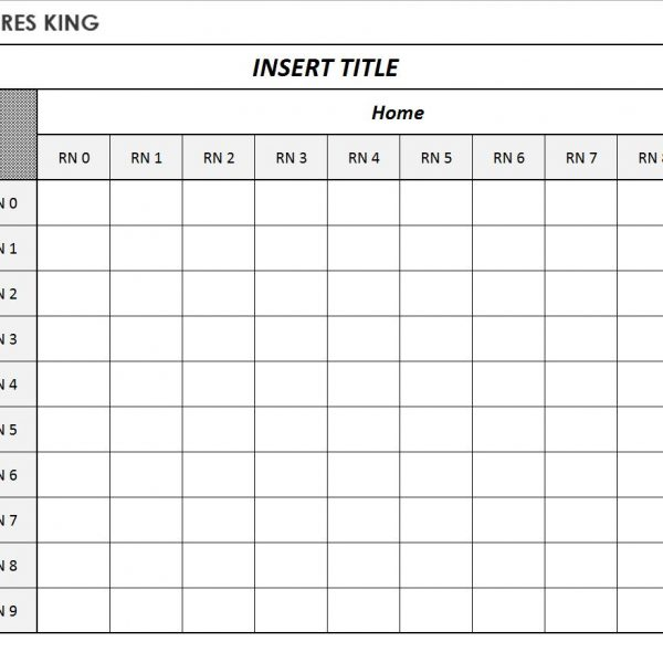 Squares king super bowl squares template squares king squares king super bowl squares template pronofoot35fo Image collections